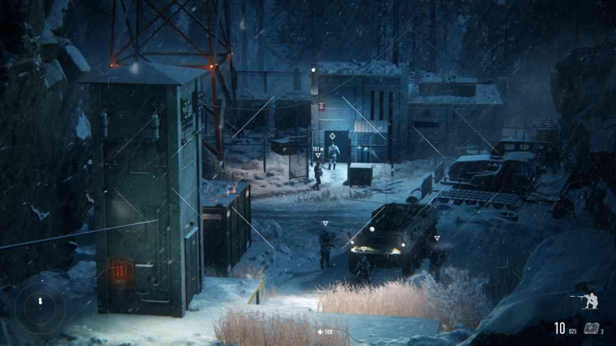 Sniper: Ghost Warrior Contracts - Śnieżna Syberia