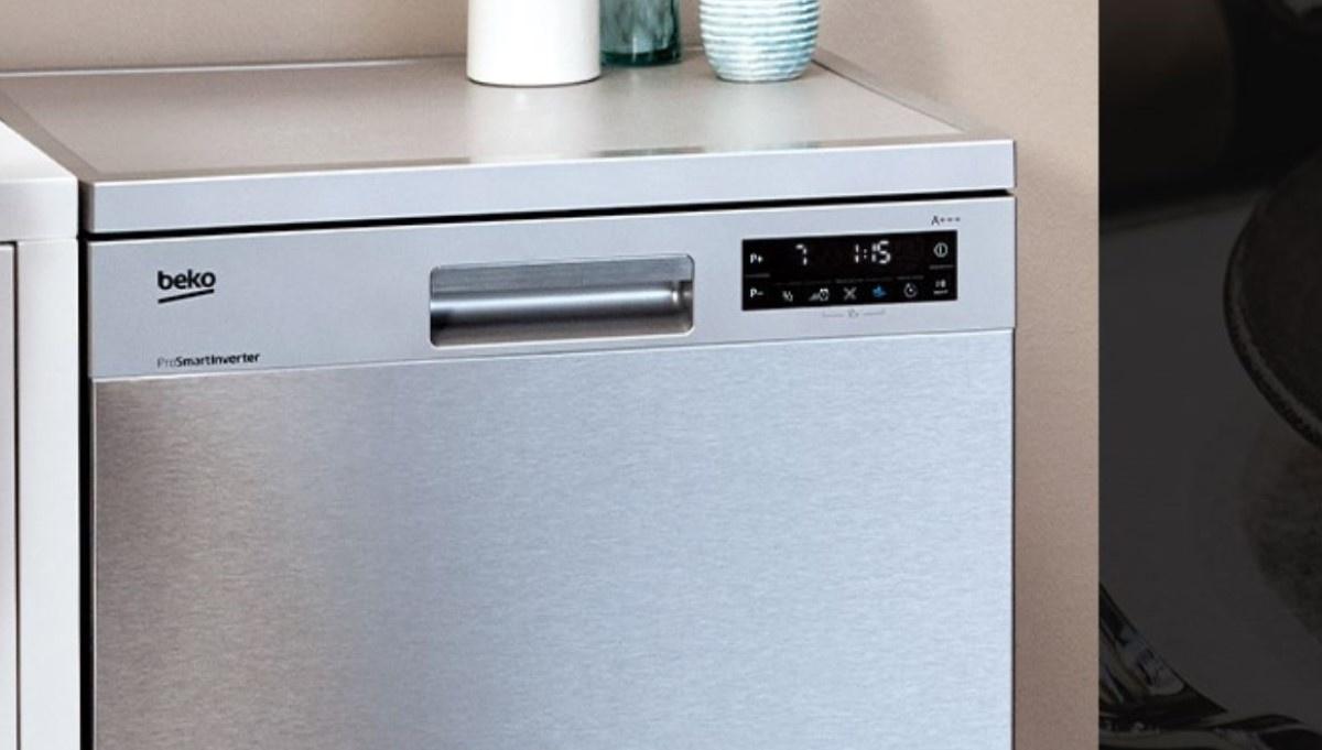 Beko DFS26024X zmywarka w kuchni