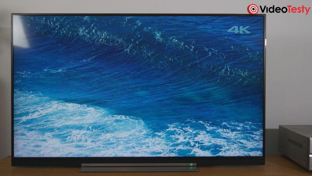 TOSHIBA 55U7863DG obraz woda