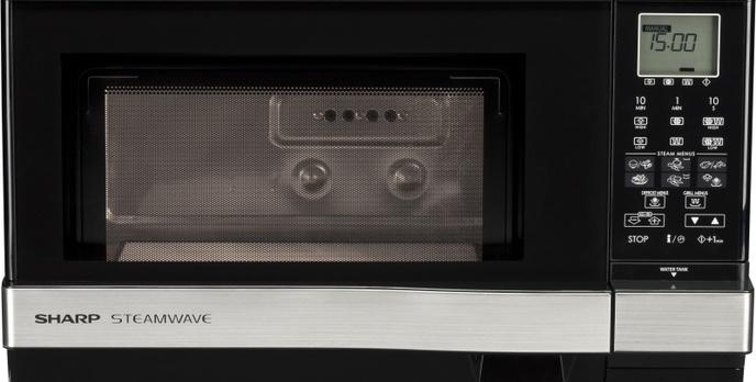 Sharp Prezentuje Nową Kuchenkę - Model 3w1 AX-110IN