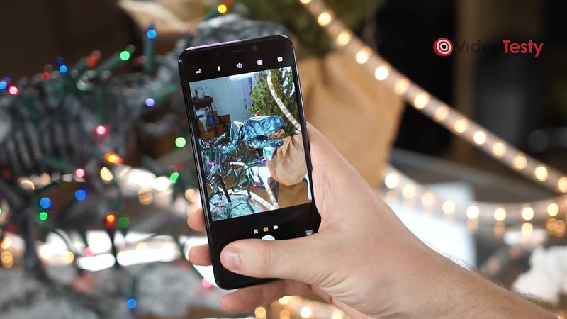 Aplikacja aparatu Motorola One