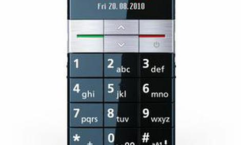 Emporia ELEGANCE - prezentacja telefonu
