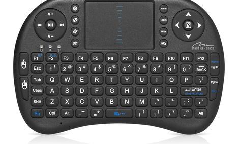 Media-Tech - Nowa mini klawiatura z touchpadem w sprzedaży