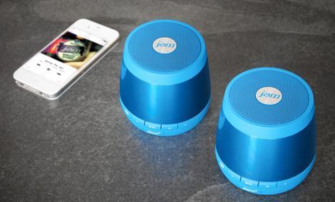 Mobilne głośniki marki HMDX wkraczają na nasz rynek