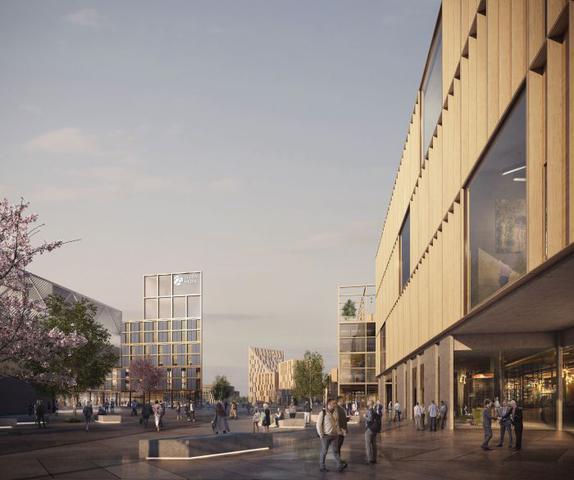 ekologiczne miast przyszłości
