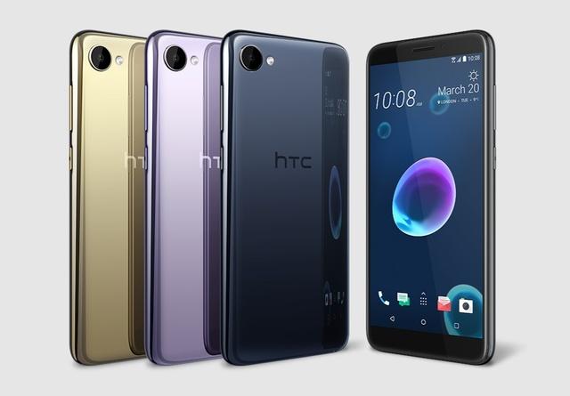 HTC Desire 12 to lekki i ładny telefon
