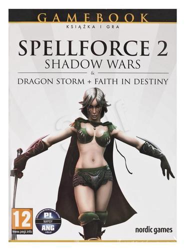 Gamebook Spellforce 2 DS + SW + FD