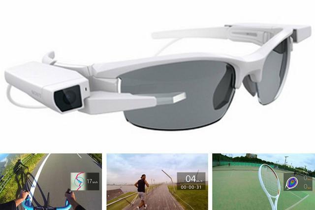 sony smarteyeglass ces 2015