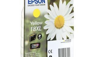 EPSON Tusz Żółty T1814=C13T18144010, 450 str., 6.6 ml
