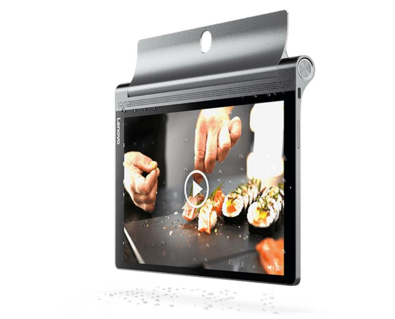 Lenovo Yoga Tab 3 Plus ma swobodę ustawień