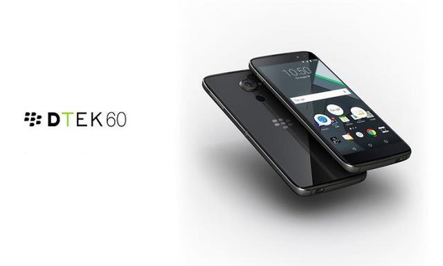 BlackBerry Oficjalnie o Smartfonie DTEK60!