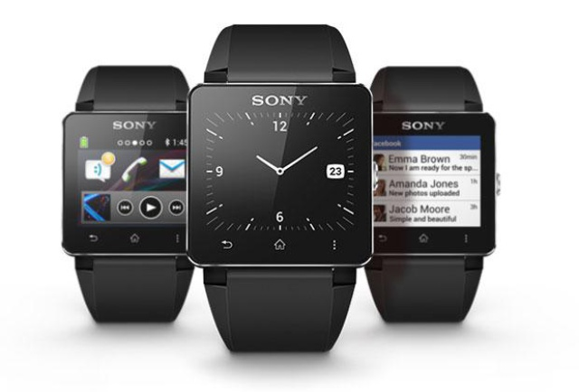 Sony Smartwatch 2 fot1