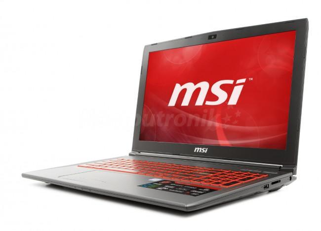 MSI GV62 8RD-095XPL - 120GB M.2 + 1TB HDD