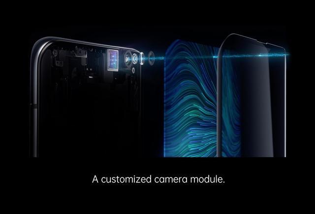 Kamera pod ekranem od Oppo to nowość, która obniża jakość zdjęć (źródło: materiały prasowe Oppo)