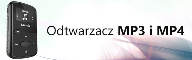 prezent na święta do 300 zł - odtwarzacz MP3/MP4