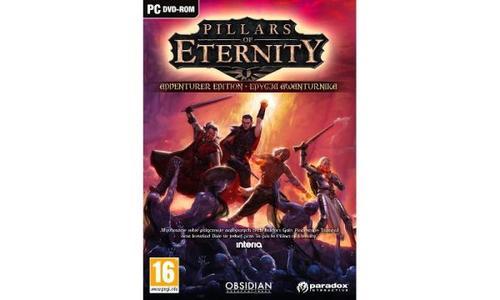 Pillars Of Eternity Edycja Awanturnika