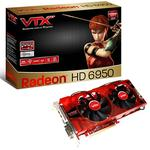 VTX3D HD 6950 1GB GDDR5