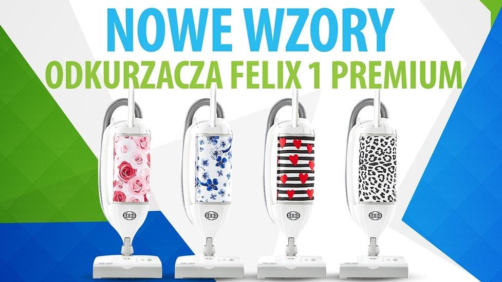 Nowe szaty Felixa SEBO 1 Premium