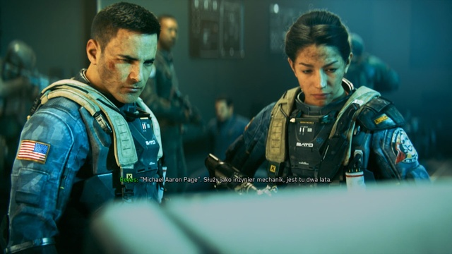 Call of Duty: Infinite Warfare - Odprawa