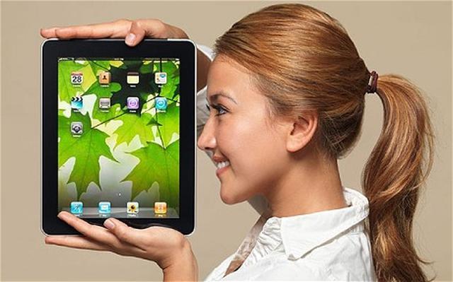 Kobieta i technologie