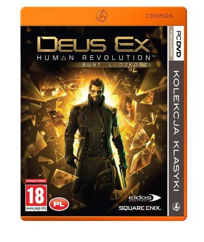 PKK Deus Ex: Bunt Ludzkości (Human Revolution)