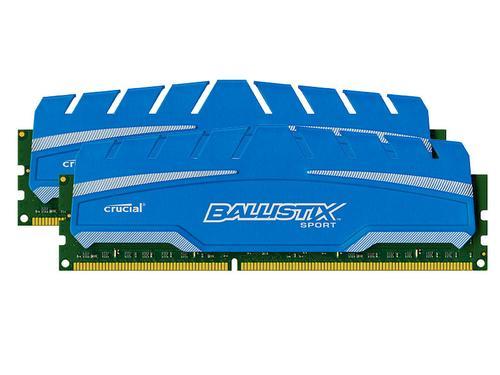 Crucial DDR3 Ballistix Sport XT 8GB/1600(2*4GB) CL9-9-9-24