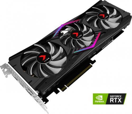 PNY Technologies Geforce RTX2080 XLR8 Gaming OC 3F (VCG20808TFPPB-O)
