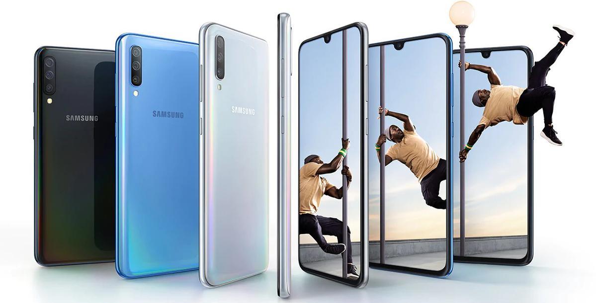 Samsung Galaxy A70 to propozycja o ciekawym wyglądzie i wielu możliwościach