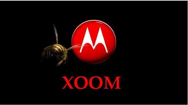 Tablet Motorola XOOM w akcji