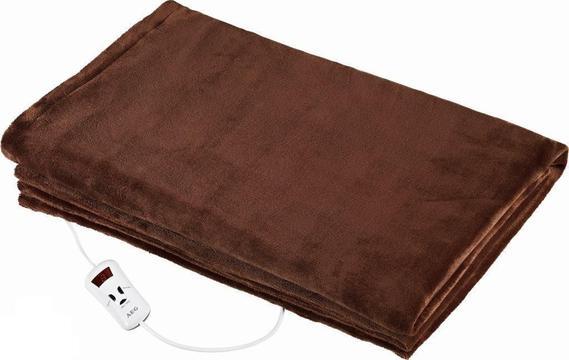 pomysł na prezent dla babci - koc elektryczny AEG WZD 5648