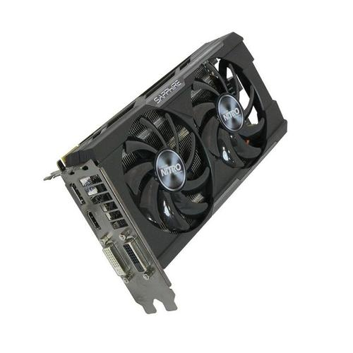 Sapphire Radeon R7 370OC NITRO 4GB DDR5 PCI-E 256BIT 2DVI/HDMI/DP DUAL-X