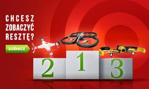 TOP 10 Dronów, Które Dadzą Sporo Frajdy