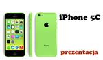 Apple iPhone 5C [Prezentacja]