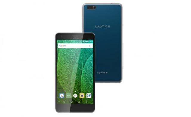 myPhone LUNA II - Ciekawy Smartfon ze Średniej Półki