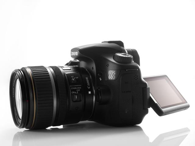 Canon EOS 60D - nowa lustrzanka