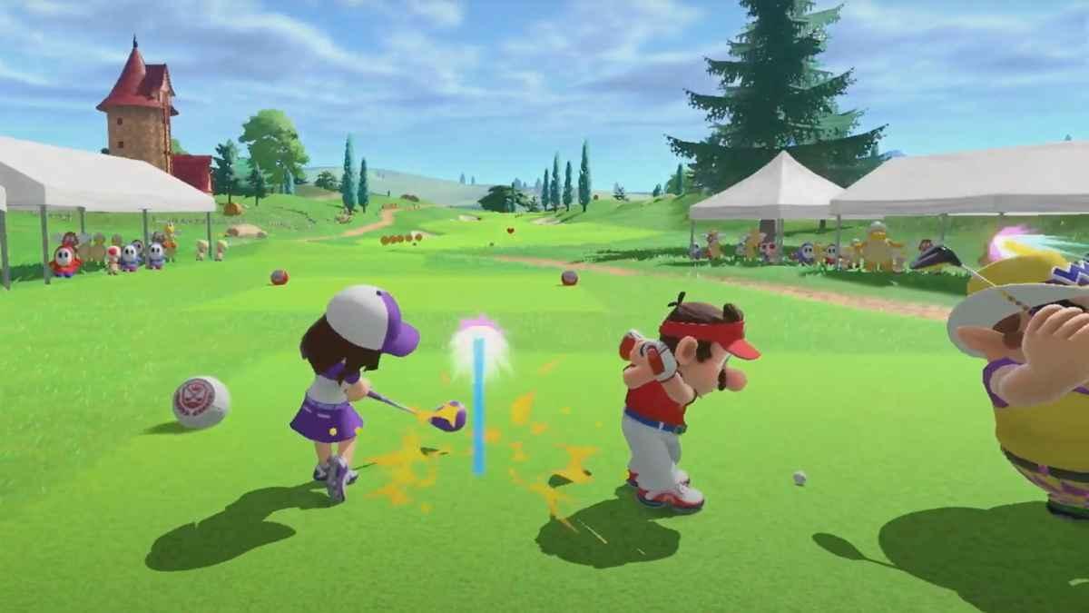 Mario Golf: Super Rush - Czas na grę w golfa