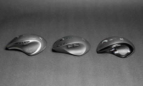 Logitech Performance Mouse MX vs Logitech G700 - porównanie dwóch świetnych myszek