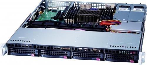 Supermicro SuperServer 5017R-MTF SYS-5017R-MTF