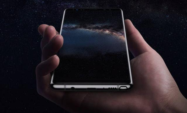 Premiera Galaxy Note 9