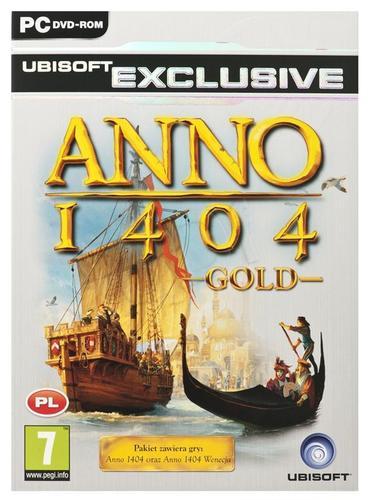 UEX Anno 1404 Gold