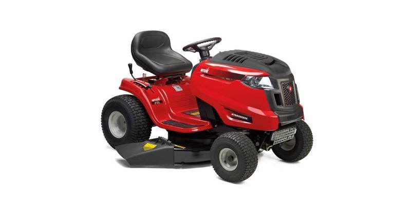 MTD Optima LG 165 H traktorek ogrodowy