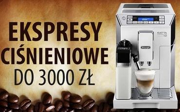 Jaki profesjonalny ekspres automatyczny do 3000 zł?  TOP 10 