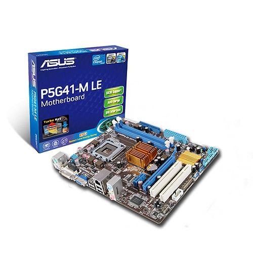 Asus P5G41-M LE