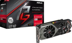 ASRock Radeon RX590 Phantom Gaming U 8GB GDDR5 (90-GA13ZZ-00UANZ)