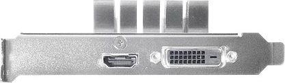 Asus GT 1030 2GB GDDR5 (64 bit), DVI-D, HDMI, BOX (GT1030-SL-2G-BRK)