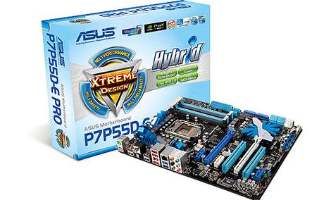 Asus P7P55D-E PRO - wydajna i funkcjonalna płyta główna