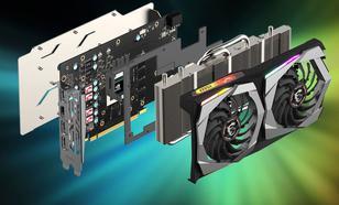Niedługo do sprzedaży trafią karty graficzne MSI GTX 1650 Super