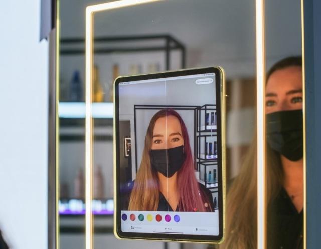 Salon fryzjerski Amazonu wykorzysta nowoczesne technologie
