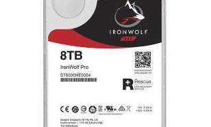 """Seagate IronWolf Pro ST8000NE0004 SATA3 3,5"""" 8TB"""