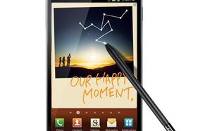Samsung Galaxy Note dostępny u polskich operatorów